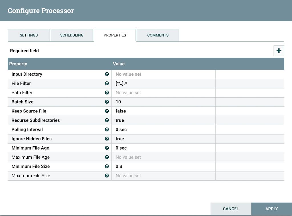 Processor Configrations