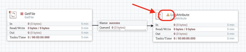 Dataflow connection